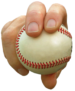 Four-seam grip