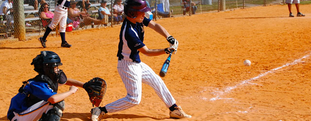 Hitting a Baseball for Beginners