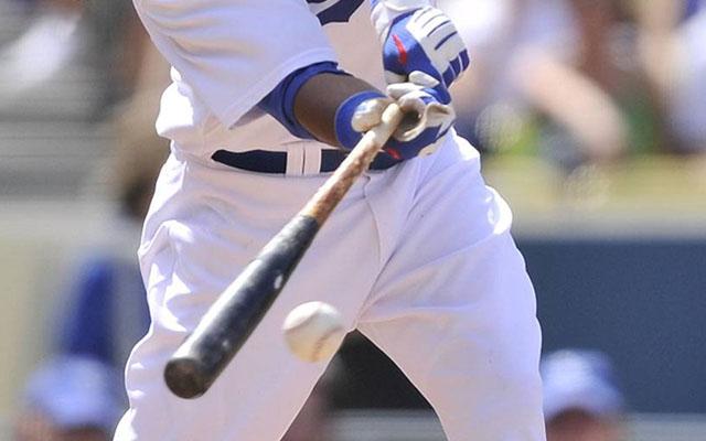 Independent Hands when hitting a baseball