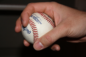 How to Throw a 3 Finger Change-up