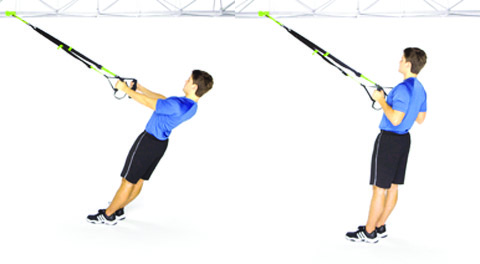 TRX Training for Baseball