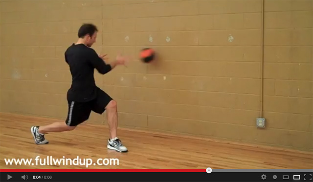 Med Ball Exercises for Baseball